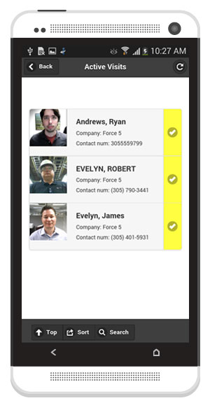 Muster Compliance App